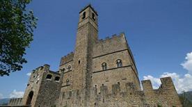 Castello dei Conti Guidi - >Poppi
