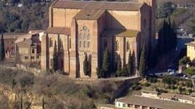 Basilica di San Domenico - >Siena