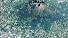 Parco Nazionale del Vesuvio Ercolano - >Terzigno