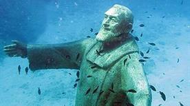 Statua di Padre Pio - >Isole Tremiti