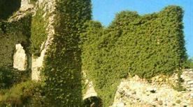 Castel Saiori ruderi - >Ala