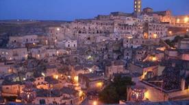 Strada panoramica dei Sassi di Matera - >Matera