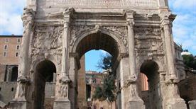 Arco di Settimio Severo - >Rome