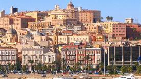 Quartiere di Castello - >Cagliari