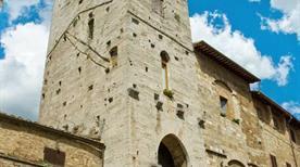 Torre del Diavolo - >San Gimignano