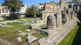 Tempio di Apollo e Artemide - >Siracusa