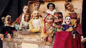 Buma: Museo del Burattino e della Marionetta - >Milano