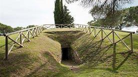 Tumulo di Montecalvario - >Castellina in Chianti
