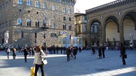 Piazza della Signoria - >Firenze