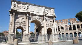 Arco di Costantino - >Rome