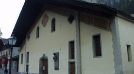Parrocchiale di S. Giovanni Battista - >Gressoney la Trinite'