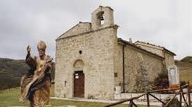 Santuario Giovanni Paolo II - >L'Aquila