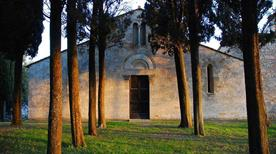 Pieve di Santa Maria Assunta a Cellole - >San Gimignano