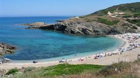 Spiaggia Porto Palmas - >Sassari