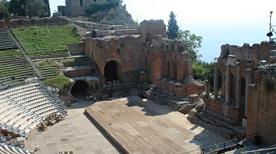 Teatro Greco - >Taormina