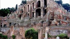 Palatino Domus Tiberiana - >Rome