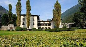 Museo Civico di Villa Visconti Venosta - >Grosio