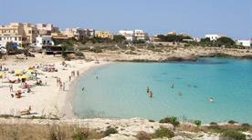 Cala Guitgia - >Lampedusa