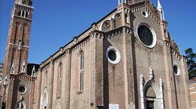 Santa Maria Gloriosa dei Frari - >Venezia