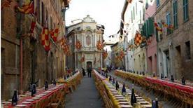 Contrada della Chiocciola - >Siena