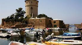 Torre del Saraceno - >Giglio Isola