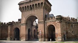 Porta Saragozza - >Bologna