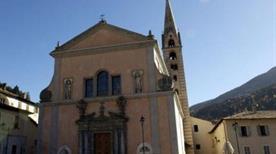 Chiesa collegiata dei SS. Gervasio e Protasio - >Bormio