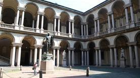La Pinacoteca di Brera - >Milano