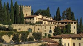 Castello di Verrazzano - >Greve in Chianti