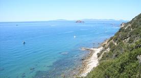 Spiaggia Le Rocchette - >Punta Ala