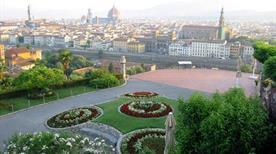 Piazzale Michelangelo - >Firenze