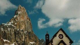 Passo Rolle - >San Martino di Castrozza