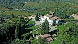 Villa Bianchi Bandinelli o Villa di Geggiano - >Castelnuovo Berardenga