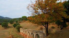 Via delle Fonti e Acquedotto Lorenese - >Campiglia Marittima