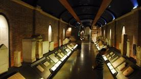 Musei Capitolini: Galleria Lapidaria - >Rome