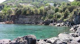 La spiaggia del Bagnitiello - >Casamicciola Terme
