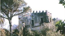 Castello d' Orlando ruderi - >Capo d'Orlando