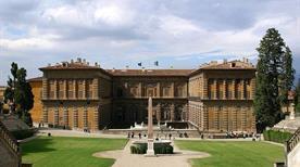 Palazzo Pitti - >Firenze