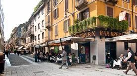 Quartiere Brera - >Milano
