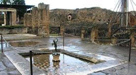 La casa del Fauno - >Pompei