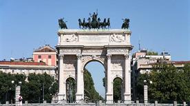 Arco della Pace - >Milano
