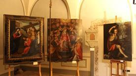 Museo della Badia di S. Salvatore - >Vaiano