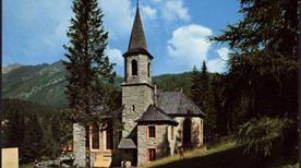 Chiesetta di Santa Maria Antica - >Madonna di Campiglio