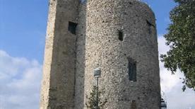 Torre della Bastiglia - >Salerno