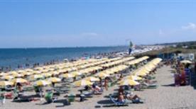 Spiaggia Sirenetta Marina Romea - >Marina Romea