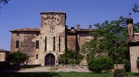 Castello di Cerreto Landi - >Carpaneto Piacentino