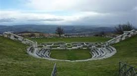 Santuario di Pietrabbondante - >Pietrabbondante