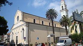 Chiesa di Sant'Antonio abate - >Diano Marina
