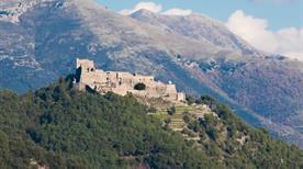 Castello Arechi - >Salerno