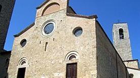 Cattedrale Collegiata - >San Gimignano